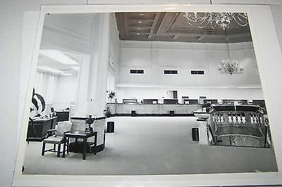#1017 PHOTO NEGATIVE - 1965 FIRST WISCONSIN BANK