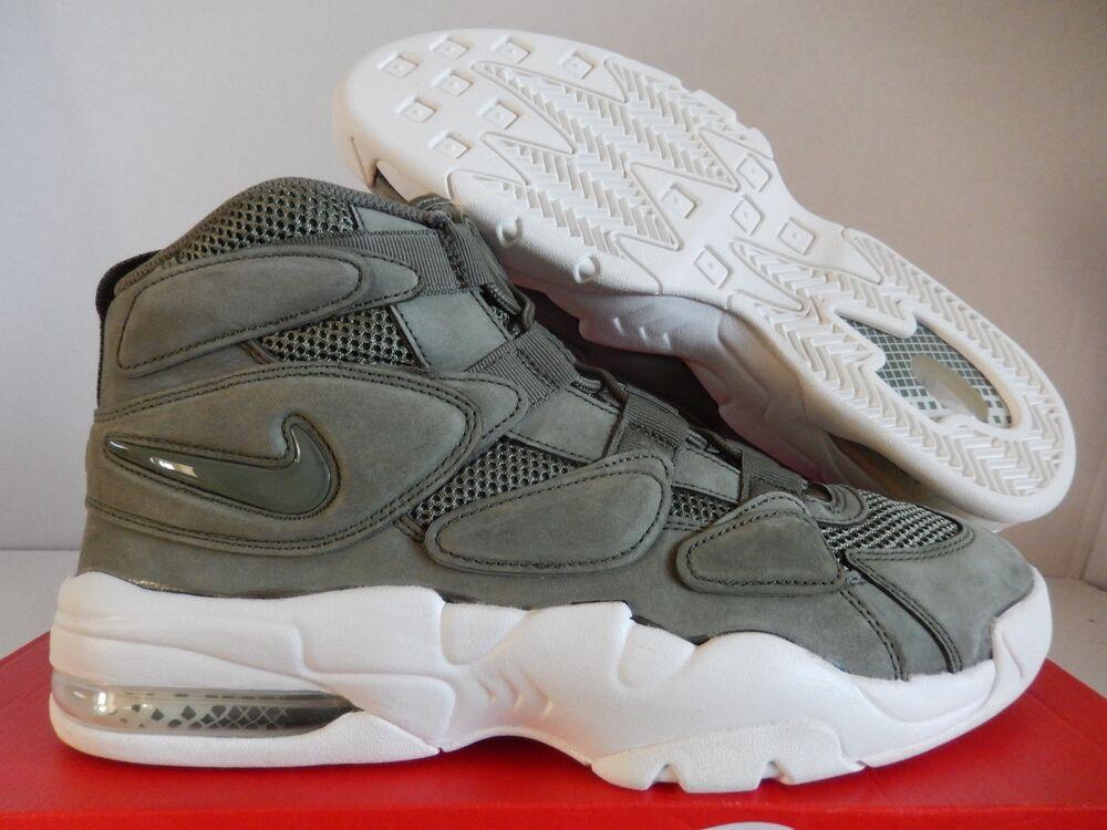 DS Nike homme AIR Obliger 1 HIGH BHM QS Sz 9.5/EUR 43 [836227 002]