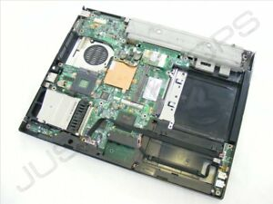 HP-Compaq-NX6110-Motherboard-Mainboard-Base-Plastics-Faulty-No-Power-383219-001