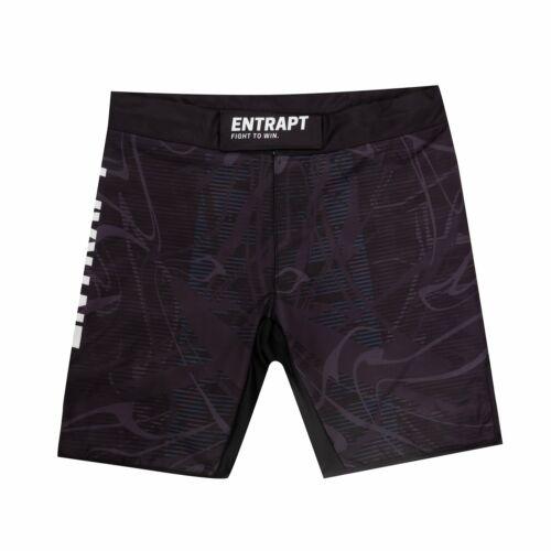 Grappling MMA Shorts Entrapt Midnight Camo BJJ