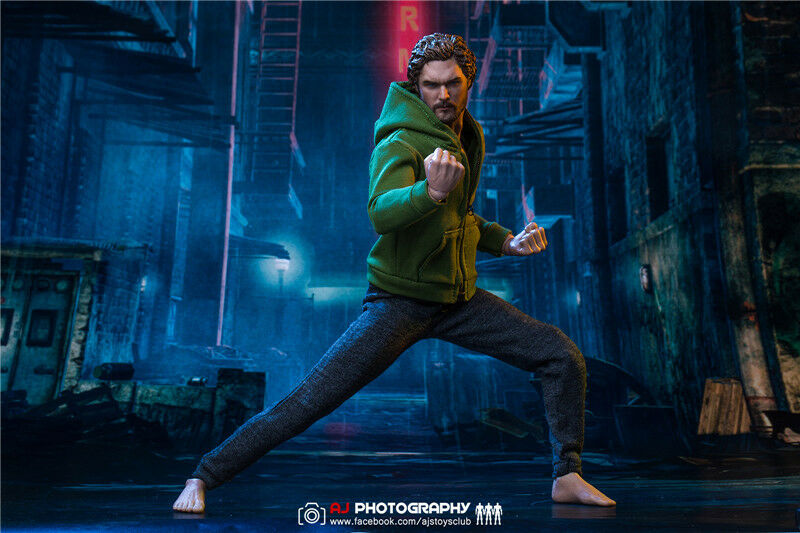 1/6 Soosootoys SST-008 Iron Fist Danny Rand Figure Model Collection