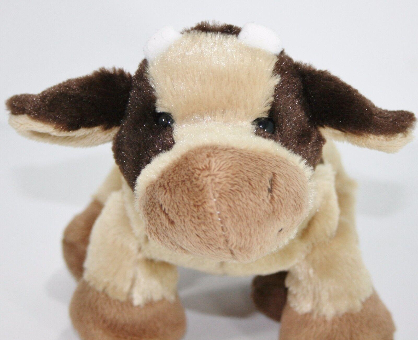 WebKinz Braun Cow 9