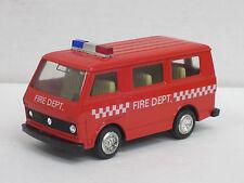 "VW LT 28 Bus ""Fire Dept."", o.OVP, China, 1:40 ?, Feuerwehr"