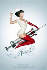 Nurse 3D Movie Poster 24in x 36in