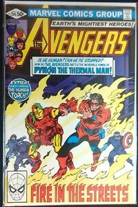 Avengers-Vol-1-206-Grading-VF