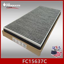 CHARCOAL Cabin Filter 81906014 for 2000-06 BMW X5 /& 03-12 Land Rover Range Rover