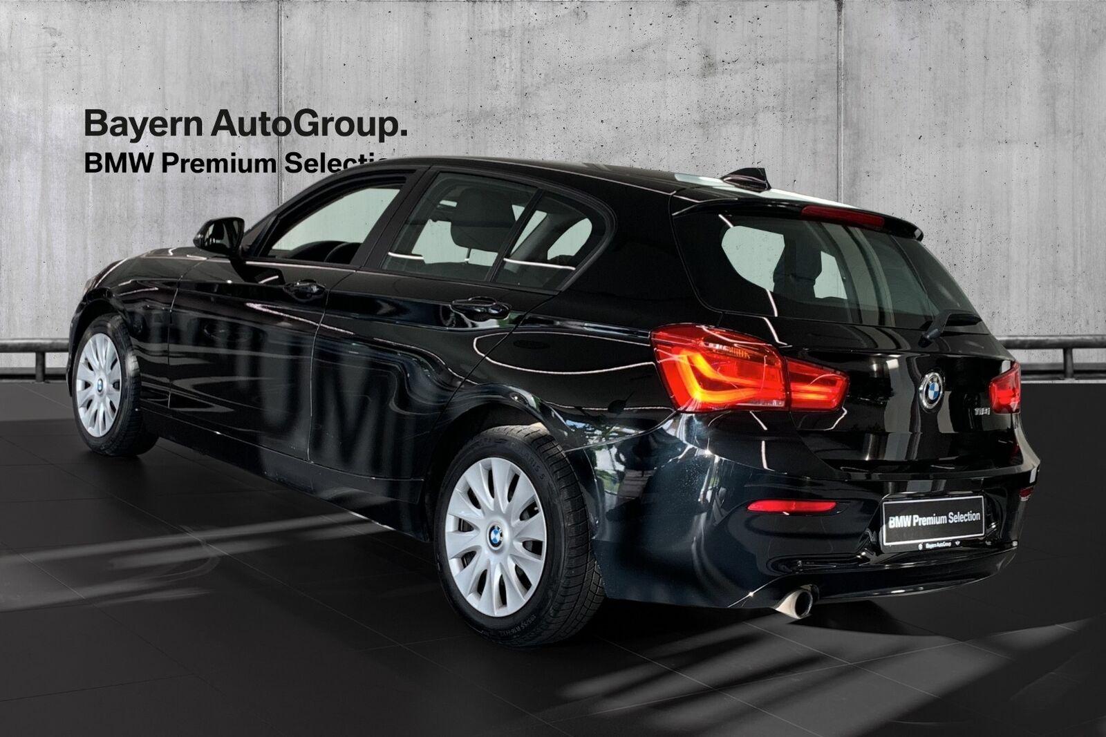BMW 118i 1,5 aut.