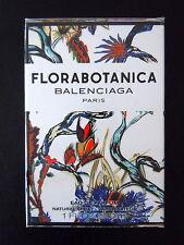 Balenciaga FLORABOTANICA 100ml EAU DE PARFUM SPRAY PELLICOLA NUOVO