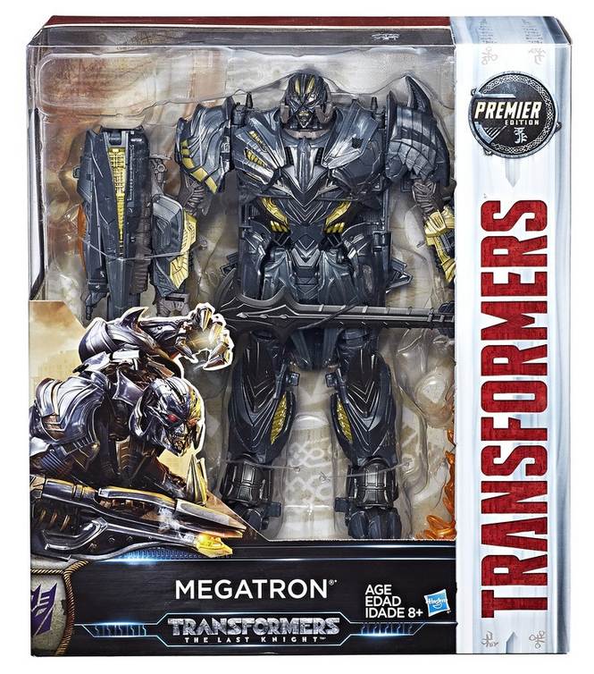 Die transformatoren der letzte ritter leader megatron