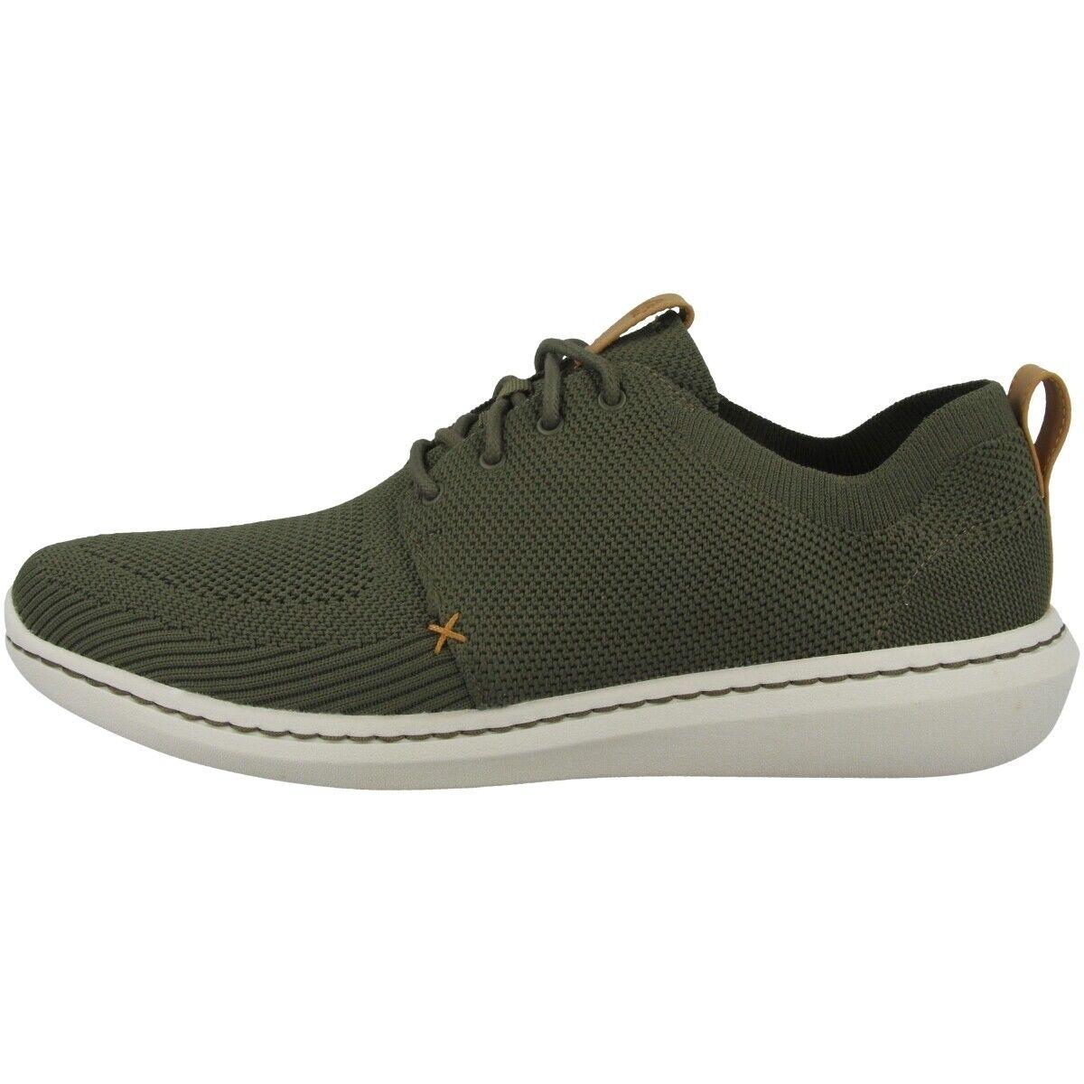 0c132588188fe Clarks Step Urban Mix shoes men shoes da Ginnastica shoes con Lacci 26138174
