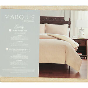 190-MARUIS-by-WATERFORD-Grady-Bedding-Duvet-Cover-Set-2-Pillowcase-SUPER-KING