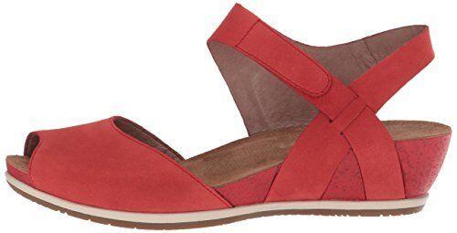 Dansko Damenschuhe Pick Vera Flat Sandale- Pick Damenschuhe SZ/Farbe. 3634d9