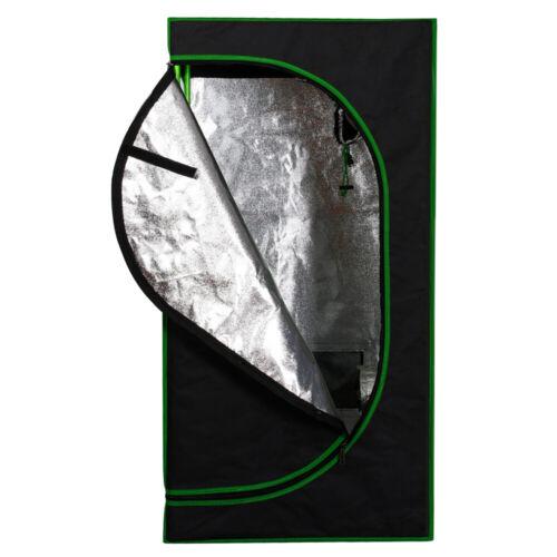 11 Taille Grow Box Tent Intérieur Serre Cabinet d'élevage Hydrophonics Kingpower