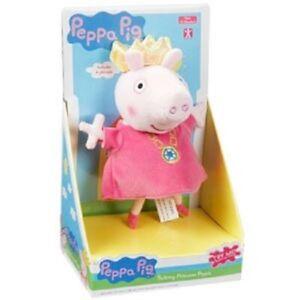 Peppa-Pig-Habla-Princesa-Peppa-Peluche-Juguete-Muneca-20cm