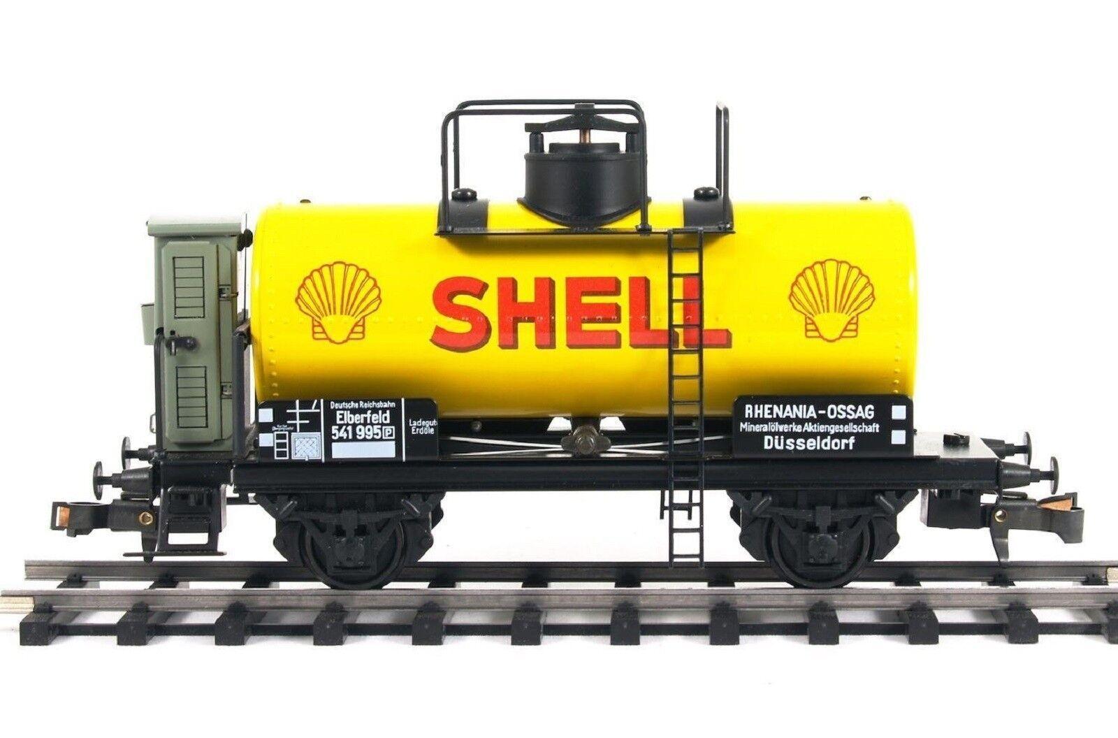 462 Wagon citerne metal marchandise SHELL ETS Train ech O 1/43