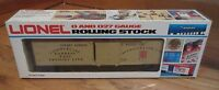 Lionel 5711 Commercial Express Reefer,mint In Box