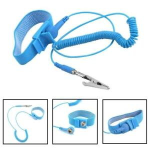 Back To Search Resultstools Provided 1*anti Static Esd Wrist Strap 180cm Cable Soft Elastic Band For Comfort Rinsing Resisting Prevent Static Shock Accessory Part