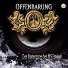 Offenbarung 23, Der Untergang der MS Estonia, Audio-CD. Tl.28 von Jan Gaspard (2008)