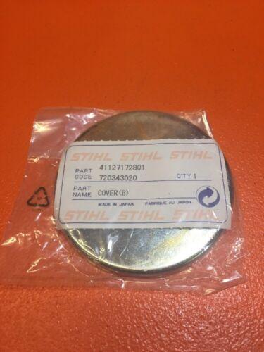 GENUINE STIHL FS 60 61 80//AV 81 86 90//AV 96 COVER GUARD WASHER 4112 717 2801 B11