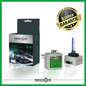 DUO-SET-SEIDOS-D1S-8000K-STANDARD-EDITION-Xenon-Brenner-Scheinwerfer-Lampe-NEU-1