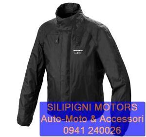 SPIDI-RAIN-CHEST-MAN-H2OUT-X47-Sottogiacca-Moto-Impermeabile-Antivento