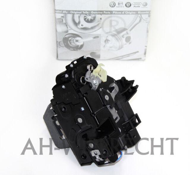 Original Audi A4 S4 8E RS4 S6 A6 RS6 4B Türschloss Fahrertür Schloss 401837015