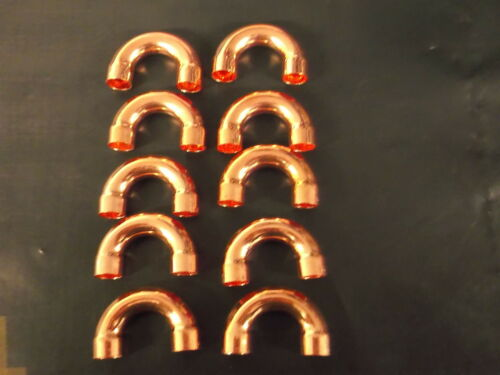 degree return bend  plumbing//diy//new//u bend 15mm//22mm copper 180