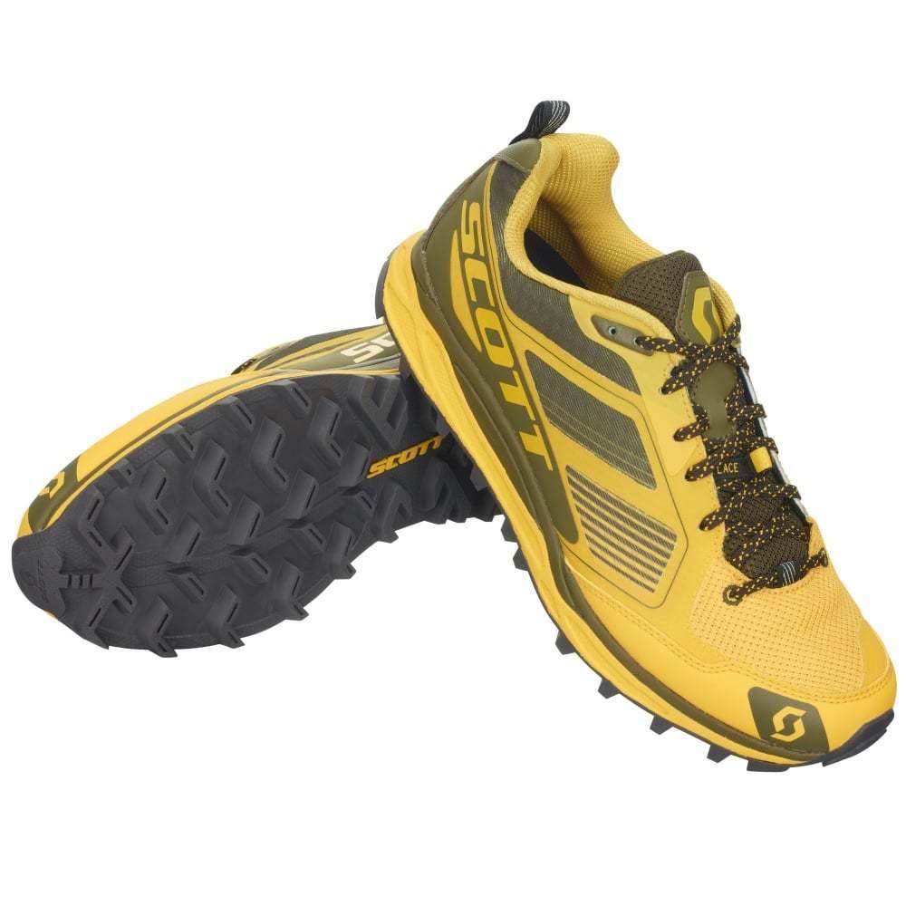 Scott Scott Scott Kinabalu Supertrac Gelb  Herren 6afed9