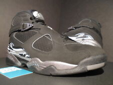 81c9f13df9e item 6 NIKE AIR JORDAN VIII 8 RETRO BLACK WHITE GRAPHITE GREY CHROME 305381- 003 10.5 -NIKE AIR JORDAN VIII 8 RETRO BLACK WHITE GRAPHITE GREY CHROME ...