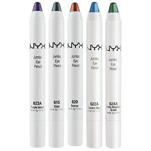 Nyx-Jumbo-Eye-Pencil-Delineador-Sombra-De-Ojos-elegir-colores-japones