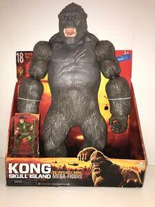 King Kong Skull Island - Méga-figurable orientable de 18 po compatible avec le cinéma 48242310082   Poseable Mega Figure 48242310082