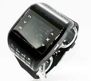 Handy Uhr Mit Sim Karte.Details Zu Handy Uhr Eg200 Für 2 Sim Karten Kamera Inkl Bluetooth Handyuhr