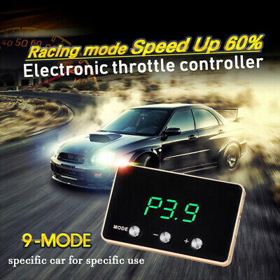 Electronic Throttle Accelerator Controller Booster 9 Mode Drive for Ford Citroen