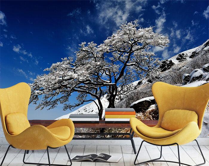 3D Stands Cèdre 624 Photo Papier Peint en Autocollant Murale Plafond Chambre Art