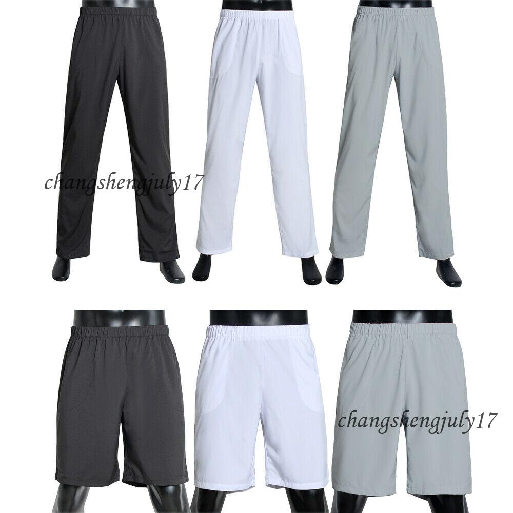 Middle East Kaftan Dubai Arab Trousers Muslim Islamic Men's Clothing Pants/Short