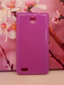 half off 840e6 c813c Details about Telstra Tempo T815 TPU Gel Jelly Case Cover Skin X 2