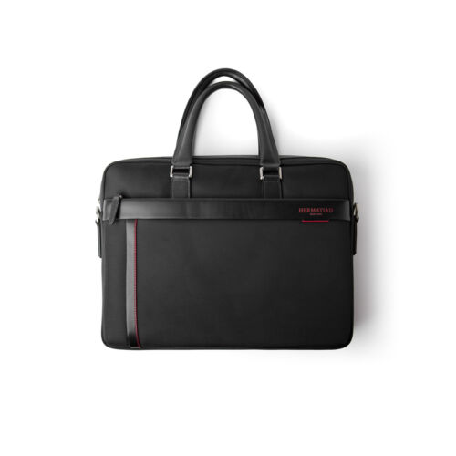 Hermatiad Red Label Collection KY05-003B Sirius Briefcase Fits 16-inch Laptops