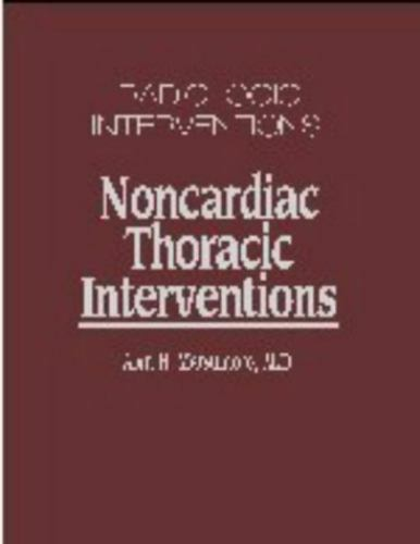 Non-cardiac thoracic interventions by Alan H. Matsumoto: