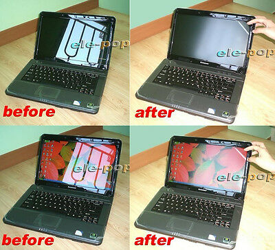 Anti Glare Screen Cover for 10.1 11.6 12.1 13.3 14 15.4 15.6 17.3 Asus Gateway