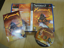 Xyanide Resurrection (PS2-pal) PlayStation2-pal Complete