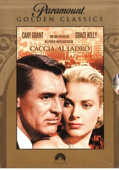Caccia Al Ladro (1955) DVD (Golden Classic Collection) SlipCase
