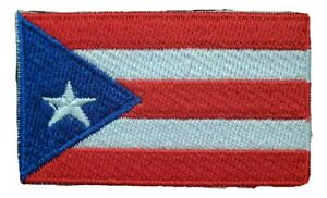 """Flag of Nepal Iron On Patch 2 1//2/"""" x 1 1//2/"""" Free Shipping by Envelope Mail"""