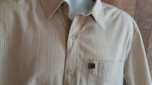 The-North-Face-A5-Series-men-039-s-large-short-sleeve-button-down-shirt