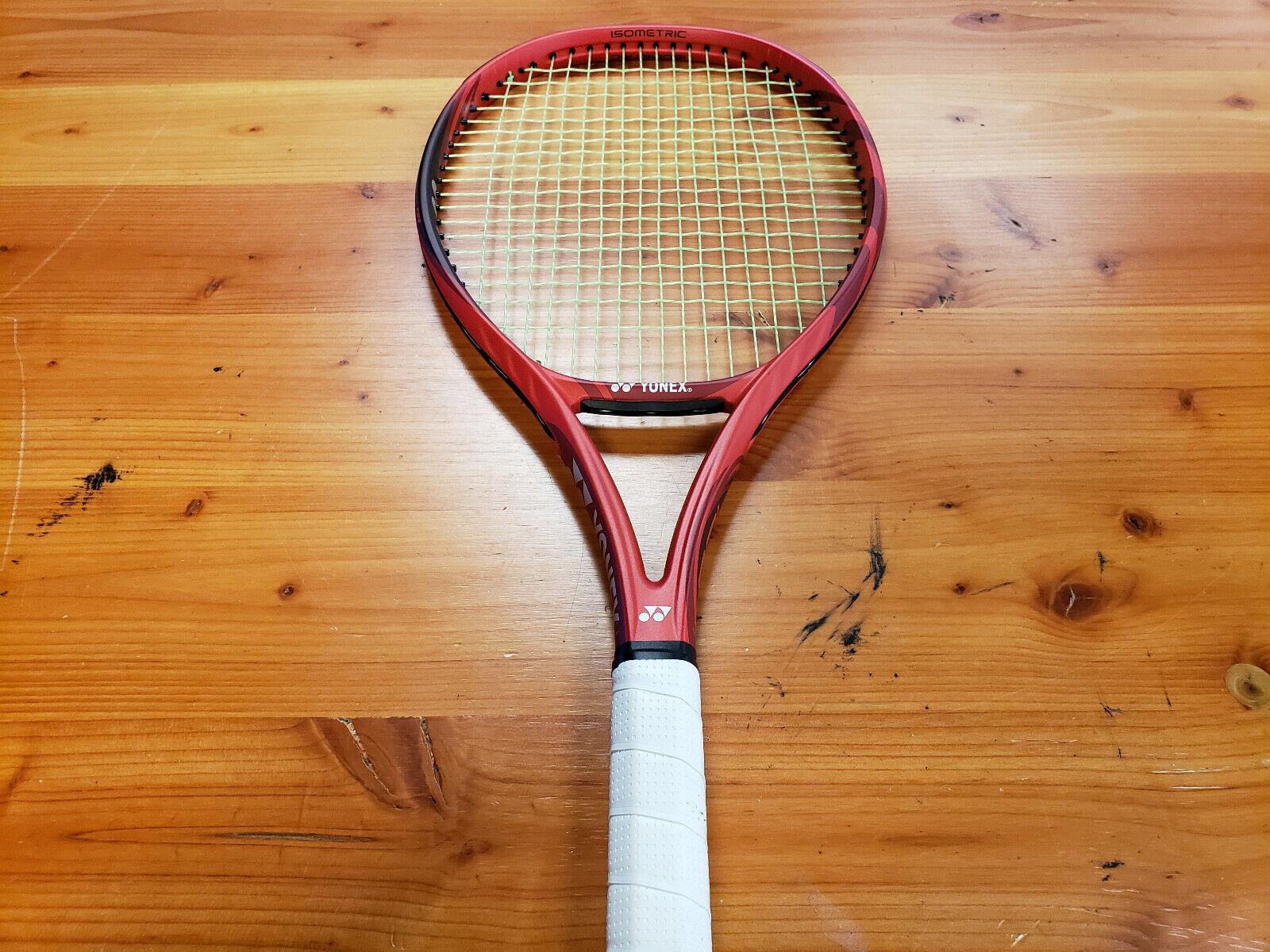 YONEX V Core 100 Lite habillées Raquette De Tennis Grip Taille 4 _ 1 8