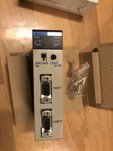 Omron Unit / Type: C200H-ASC02/ New/Boxed