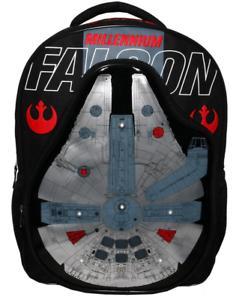 Star Wars 16 Quot Millennium Falcon Light Up Kids Backpack