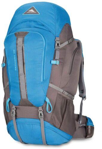 High Sierra Pathway Hiking Backpack 70L Mineral//Slate//Glacier 79549-5743