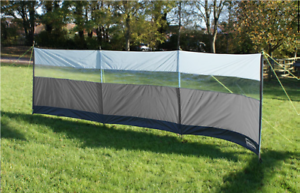Leisurewize-Outdoor-Camping-Caravan-Sun-amp-Wind-Break-Shelter-Screen-500-x-140cm
