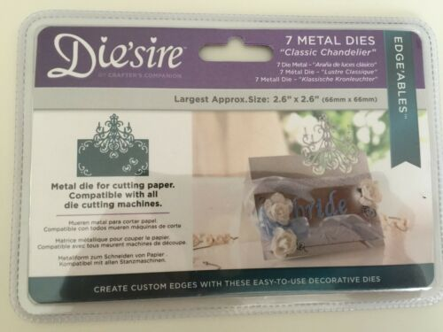 Die/'sire Edge/'ables /& Create A Card Die by Crafter/'s Companion YOU PICK NEW