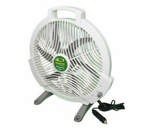 Outdoor Connection TVF03 12V Breezeway Camping Fan